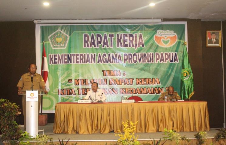 Menteri Agama Wikipedia: Kementerian Agama Provinsi Papua