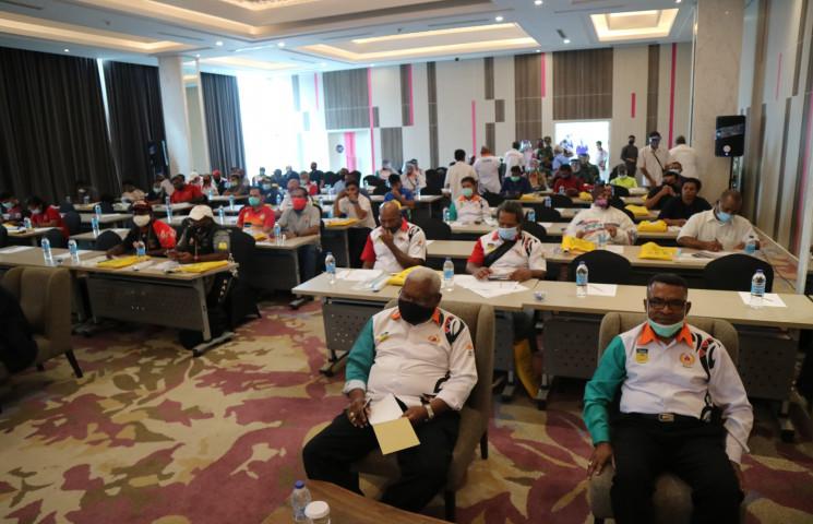 KONI Minta Pelatih Punya Program Jelas Untuk Bawa Atlet Juara