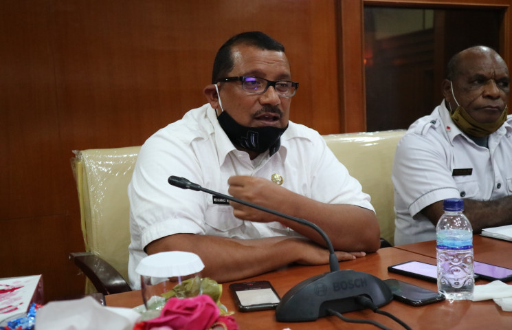 Plh Sekda Papua Minta Rumah Sakit Tetap Buka Pelayanan Kesehatan