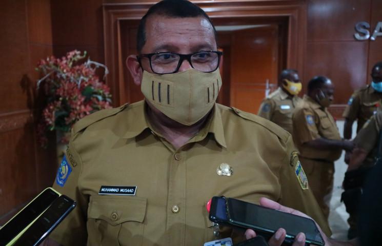 Pemprov Pastikan Sudah Proses Bantuan Dana Covid Untuk Pemkot Jayapura