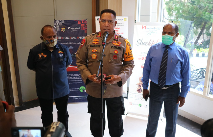 Considering the Pandemic, the Inauguration of the Papua National Sports Week Venue Will Hold Virtual