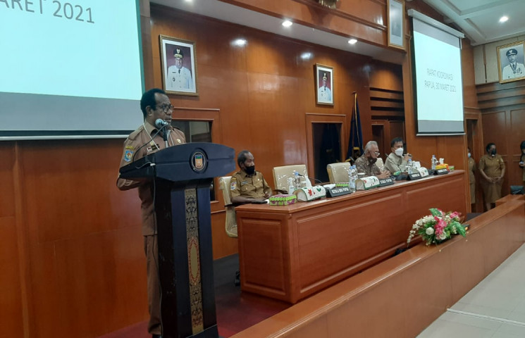 Ministry of State Apparatus Empowerment and Bureaucratic Reform of the Republic of Indonesia asks honorary employees proposal to adjust to the needs of Job Analysis and Workload Analysis