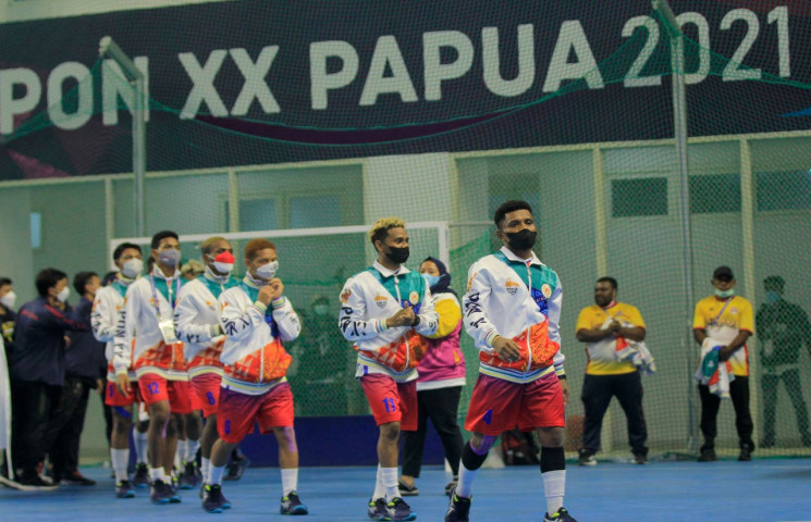 Standings of National Sports Week XX: West Java at the Top, Papua Fourth